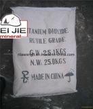 Het Dioxyde van het titanium met Hoog Verbergend Effect voor de Verf van de Muur van de Emulsie