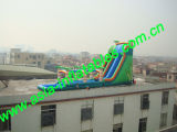 Riesiges Inflatable Palm Tree Water Slide für Water Park