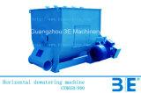 セリウムが付いている機械のリサイクルの水平の排水機械ドライヤー