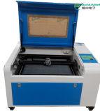 Máquina de gravura do laser do carimbo de borracha