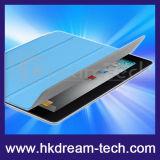 Cassa sottile del magnete dell'unità di elaborazione del compagno astuto della copertura di sonno con il basamento per iPad 2 (DT-CX05)