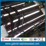 Placa de acero inoxidable 430 del Ba 0.8m m de la ISO