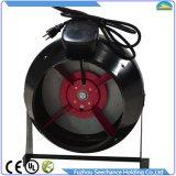 Ventilador Inline da carcaça revestida resistente da potência do metal