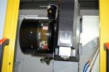 Vertikales Metalteil, das Center-Pqb-640 maschinell bearbeitet