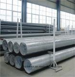 Condensazione-Tipo interno tubo d'acciaio Plastic-Lined delle nervature per il rifornimento idrico
