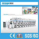 De Machine van de Druk van de Rotogravure van de hoge snelheid voor Plastic Document