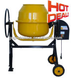 140L Electric Construction Roll Mini Concrete Mixer