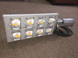 Luz de rua energy-saving do diodo emissor de luz de IP66 150W, compatível com sistema solar