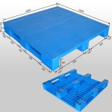 1200X1000 Op zwaar werk berekende Gemakkelijk van de Industrie van het voedsel om Plastic Pallet van China schoon te maken