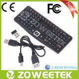 Ordinateur portatif Keyboard arabe Wireless Keyboard pour Smart TV (ZW-51007 (MWK03))