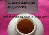 Líquido intramuscular EQ CAS equivalente da hormona de Boldenone Undecylenate: 13103-34-9