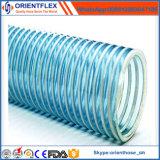 3 인치 나선형 유연한 PVC 물 흡입 호스