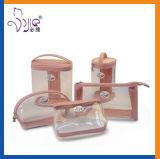 De transparante Kosmetische handvat-Zak Multifaction van de Zak TPU