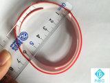 男性および女性のためのカスタムTk4100+S50チップリスト・ストラップのシリコーンのブレスレット