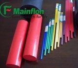PTFE Teflon Rods Bars avec Different Colours