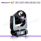 Le plus compact 230W 7r Beam Moving Head Stage Light