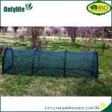 La serre chaude de tunnel de réseau d'empêchement d'insecte d'Onlylife sautent vers le haut la couverture de jardin