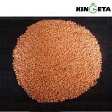 Fertilizante granulado do composto binário NPK 20-20-00 da agricultura de Kingeta