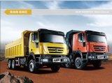 새로운 Kingkan 6X4 무거운 덤프 트럭 (짧은 택시)