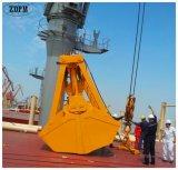 25T Grab contrôle à distance pour des cargaisons en vrac des navires