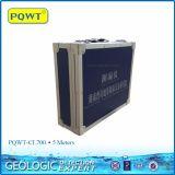5 Meter hohes Empfindlichkeits-Grundwasser-Leck-Ultraschalldetektor-