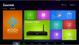 Android 4.4 Set Top Box con Quad Core WiFi Doppio-Band