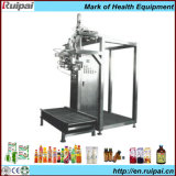 Doppia macchina di rifornimento capa asettica dell'ostruzione del pomodoro