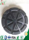Almofada de borracha do OEM NR com a placa de aço usada para instalar o auto elevador