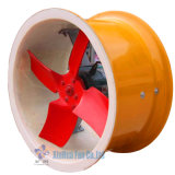 Edelstahl-Schaufel-axialer Ventilator