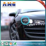 Etiquetas de la linterna de la frecuencia ultraelevada del pisón RFID/etiqueta de identificación evidentes del vehículo del rango largo
