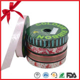 Тесемка Rolls подарка Maunfacture цветастая пластичная
