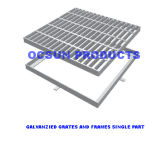 Galvanzied Grates e Frames Light Duty