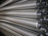 Gewölbter/ringförmige/gewundene flexibles Metalschlauch, der Maschine bildet