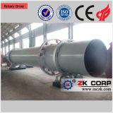 Secador rotatorio de China usado en línea de la preparación de menas