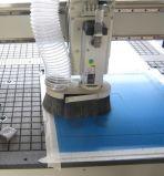 Máquina profissional de madeira do CNC do corte do vidro acrílico