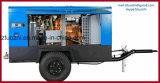 Atlas Copco Liutech 535cfm de Draagbare Compressor van de Lucht van de Schroef 15bar