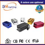 Reator eletrônico hidropónico da iluminação da eficiência 315W CMH do fabricante 91% com 3 anos de garantia