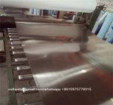 Feuilles en acier inoxydable 304 Non 4 Finition satinée avec film de coupe laser PVC