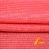 Tissu élastique tricoté de Lycra de Spandex de polyester pour la forme physique de vêtements de sport (LTT-YLZJT4#)