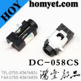 1.0mm de Macht Jack van de Contactdoos gelijkstroom van de Hoogte SMT gelijkstroom (gelijkstroom-053)