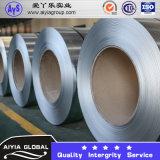 Feuille de plaques en acier inoxydable en acier galvanisé Gi