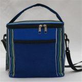 Bolso Cold Pack del almuerzo del bolso del aislante del hielo del aislante impermeable portable (GB#074)