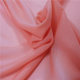 Plain Chiffon Polyester Taffeta Lauderability Fusible Clothes Interlining Aderente resistente a encolhimento