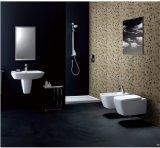 Mosaicos del azulejo de la pared y de suelo del cuarto de baño/de mármol (FYSMG129)