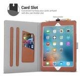 iPad 공기 2를 위한 다채로운 OEM 카드 구멍 가죽 덮개 상자