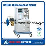 Máquina modelo avanzada de la anestesia Jinling-850 con el certificado del Ce