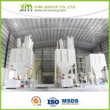 Carbonato de calcio especial del polvo del CaC03 98%+ de la pintura de la nave de la fábrica 1.2-18um de China