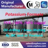Formate van het kalium voor olie-Boring Industrie
