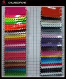Heißes Verkaufs-Spiegel-Oberfläche Belüftung-PU-Leder für Schuh-Beutel-Kasten-Deckel