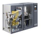 Compresseur rotatif exempt d'huile de Copco d'atlas (ZT37)